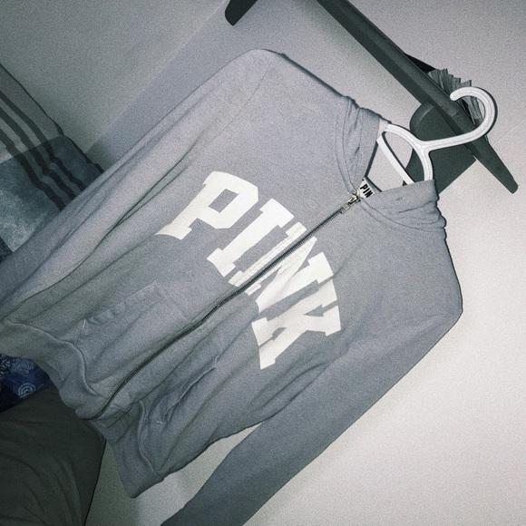 PINK Victoria's Secret Sweaters - VICTORIA's SECREt PINK SWEATSHIRT